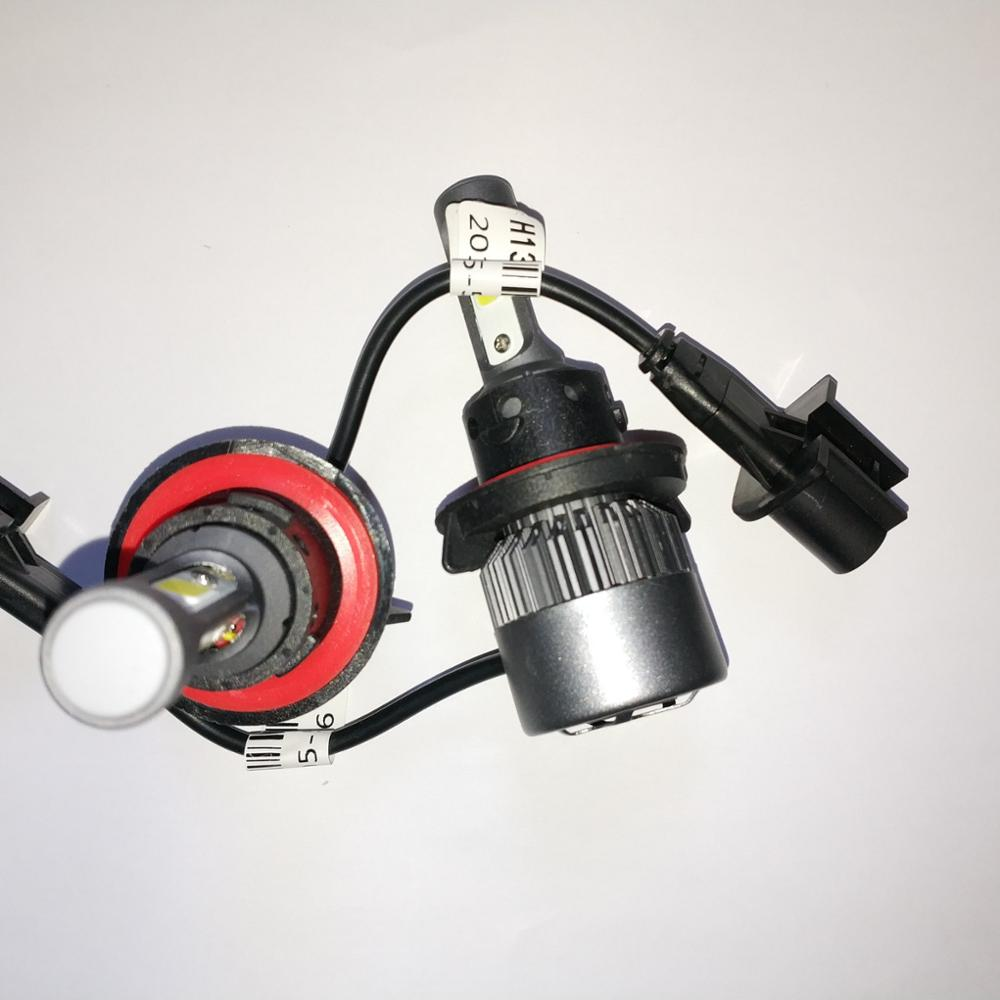 led headlight globes h4 australia h7