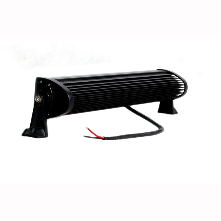 120w halo police led light bar ip69k