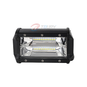 4 row single row led ambulance light bar