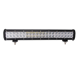 12v126w underwater waterproof led light bar 5050