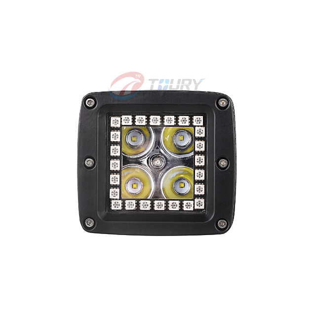 18w rechargeable led work light