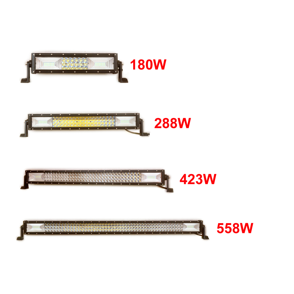 180W 3 triple row remote led light bar replacement bulbs ram 1500